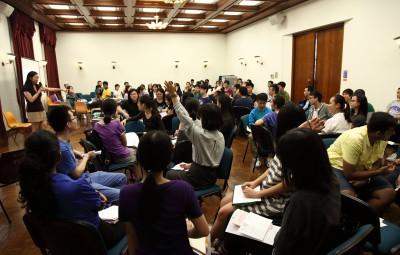 13th September 2016 – Academic Advising Workshop