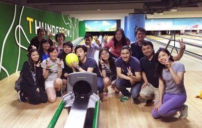 27th May 2016 – Michael's Bowling Farewell Gathering