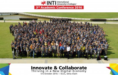 INTI 3rd Academic Conference 2016