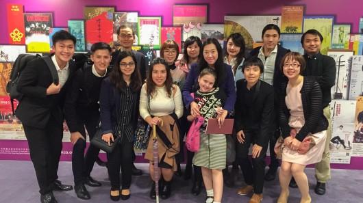 10th November 2016 – HKBU 60th Anniversary Gala Concert at Hong Kong Cultural Centre