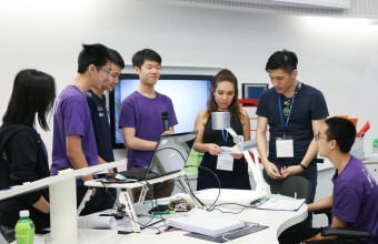 7th – 12th April 2017 – HAVE Project (HKU) x United Christian College (Kowloon East) Workshop