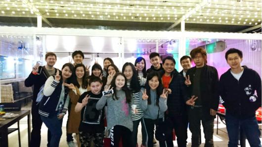 20th January 2018 – 'Heating' things up! BBQ gathering at Lung Kwu Tan