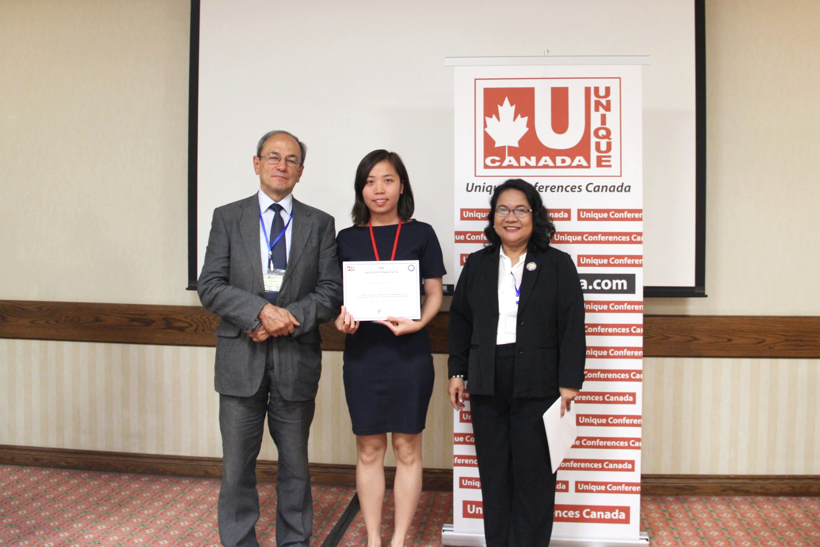 27th – 28th July 2019 – Ms. Michelle Cheng presented at the 4th Canadian International Conference in Advances in Education, Teaching & Technology 2019 (EduTeach2019)