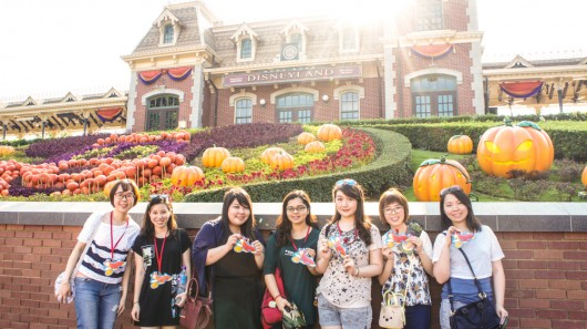 24th September 2016 – It's Halloween Time at Hong Kong Disneyland!