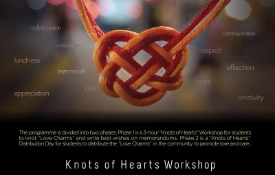 Knots of Hearts Poster
