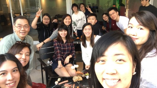 20th January 2018 – 'Heating' things up! BBQ gathering at Lung Kwu Tan