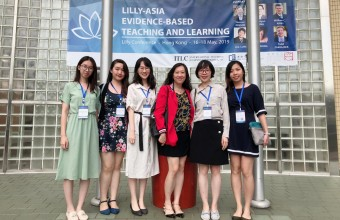 16th – 18th May 2019 – Lilly-Asia: Evidence-based Teaching and Learning Conference