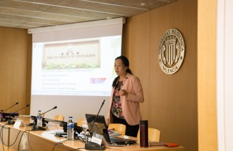 25th – 28th June 2019 – Dr. Cecilia Chan attended HEAd'19 as a keynote speaker